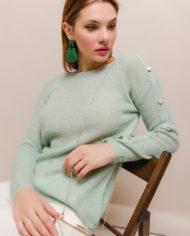season-pull-avec-boutons-green-5